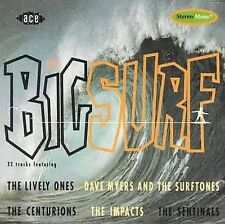 Big Surf by Various Artists (CD, Ace (Label)) 1991 Import U.K. CDCHD 319