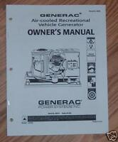 Generac np 50g service manual on
