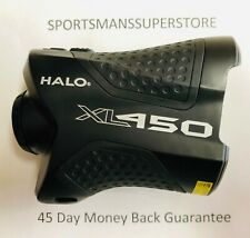 Wildgame XL450 Halo Laser Range Finder 450 Yard W Angle Intelligence Used 2544