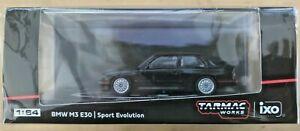 Tarmac Works BMW M3 E30 Sport Evolution - Black