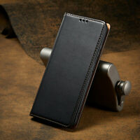 Luxury Leather Wallet Flip Stand Case Cover For Samsung Galaxy S21 S21+ Ultra 5G