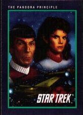 1991 Impel Star Trek 25th Anniversary #143 The Pandora Principle