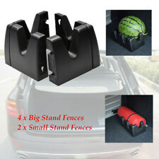 Car Trunk Black PP material Fixed Holder Luggage Stand Fastener Shake Organizer