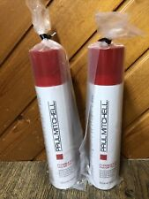 Lot Of 2 Paul Mitchell Flexible Style Hot Off The Press Hairspray 6oz New