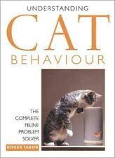 Understanding Cat Behavior: The Complete Feline Problem Solver-ExLibrary