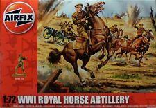 Britische Royal Horse Artillery 1.WK - 1/72 - Airfix