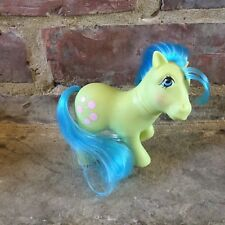 My little pony tootsie G1 1984 Hasbro Pat Pending Made in Hong Kong