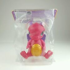 Ever After High Holly O'Hair Pink Baby Dragon Games Figure Bobble Wings New