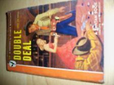 Double Deal by Allan R. Bosworth-Vintage Bantam PB-1947