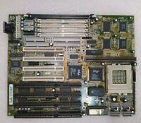 Motherboard Iwill P55V2 Socket 7 PCI ISA SIMM DIMM BabyAT IDE COM LPT DIN retro