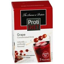 ProtiDiet - Grape Concentrate High Protein Drink