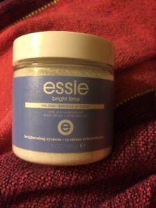ESSIE BRIGHT TIME NAIL SOAK 5 OZ citric acid + Peroxide