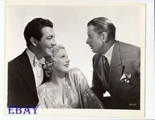 Jean Harlow Robert Taylor Personal Property VINTAGE Photo