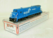 Atlas N Scale DCC Ready Conrail B23-7 Diesel Not Numbered