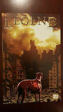LEGEND #1 Z2 COMICS Samuel Sattin Chris Koehler Dogs Post Apocalyptic 1st Print
