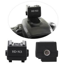 HD-N3 Flash Hot Shoe Adapter For Sony A55 A100 A350 A390 A700 A900 FS-1100