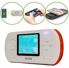 B-THERE Game Power Bank Console 3-in-1 416 Retro Video Games qi Wireless Charger