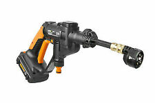 WORX WG629.1 HydroShot Portable Power Cleaner with Bottle Connection