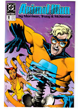 ANIMAL MAN #10 in NM- condition a 1989 DC comic with VIXEN