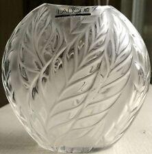 Lalique Fillicaria Vase