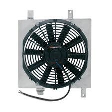 "Mishimoto 16"" Slim Cooling Fan + Aluminum Shroud 92-99 BMW E36 325 328 M3"