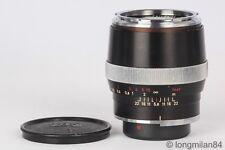 *RARE* Zeiss Contarex 35mm f2 Distagon 1:2/35 Black Chrome version #2