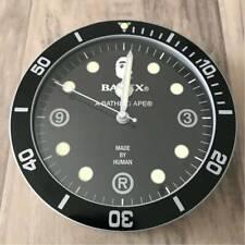a bathing ape bape BAPEX clock New article unused