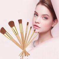 Nue Professional Makeup Cosmetic Brushes Set 7PCS Face-Eyeshadow Foundation Kit