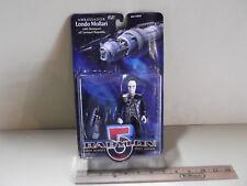 "Babylon 5 Dr. Londo Mollari 6""in Action Figure w/Transport of Centauri Republic"
