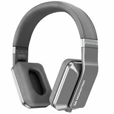 Monster Inspiration Headband Noise Cancelling Headphones Earphones- Silver- 9NIX