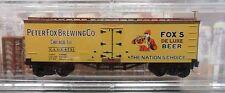 Micro-Trains - Brewery Series - Fox Brewing Co. Car #9