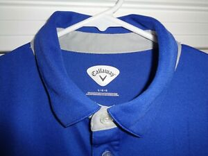 Callaway Large Poly Golf Polo Shirt  - Superb!