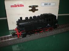 Märklin H0 Dampflok Lok BR 81 DB KK digital aus 29254 wie 36321 Neu Holzkiste