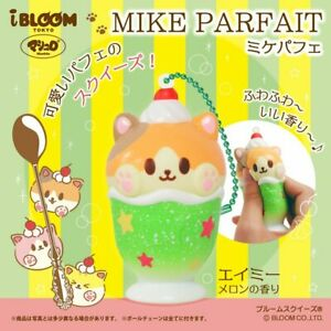 Ibloom Squishy Mini Mike Pan Parfait Yogurt Squishy NEW