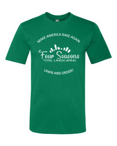 Four Seasons Total Landscaping T-Shirt Lawn and Order Holiday Christmas Gift