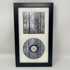 Taylor Swift CD folklore Signed Album Sealed Autographed Framed Matted Rare