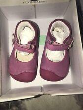 Gabor Kids Eu 17 Uk Size 1 Pink Little Girls Shoes