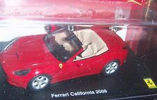 Ferrari Gt Collection FERRARI CALIFORNIA 2008 1:43 BROCHURE NEW