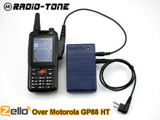 Radio Over Zello Controller + RT3 Android Smart Phone For Motorola  GP3188 GP88