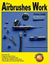 How Airbrushes Work (Paint Expert)-ExLibrary