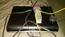 SKY PLUS + Remote / All leads + hdmi wireless Internet cable vgc has a card also