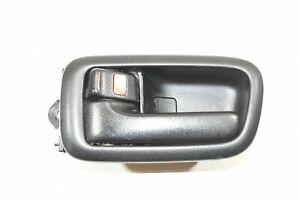 97 98 99 00 01 Lexus ES300 Interior Door Handle Left Driver Front Black