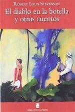 El diablo en la botella y otros cuentos. Biblioteca Teide 41