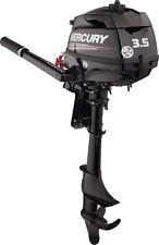 NEW MERCURY MARINER 3.5 hp 4 Stroke Outboard Engine Motor ONLY 17Kgs Short Shaft