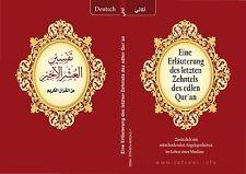 ISLAM-KORAN-SUNNAH-Eine Erläuterung des letzten Zehntels des Qur'an- Zusätzlich