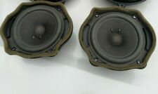 Mazda 3 Bose Speakers (2 front speakers) OE OEM BR8W-66-960A