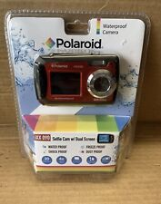 Polaroid iXX 090 20 MP Waterproof Digital Camera Red