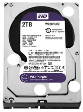 HARD DISK INTERNO 3,5 2TB WD WESTERN DIGITAL,IntelliPower PURPLE,WD20PURZ