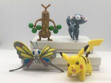 Pokemon Pikachu Action Figures Set of 4 Brand Large New #6