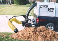 Trac Vac Model 2116 Truck Loader Debris Vacuum 16 HP Briggs Engine